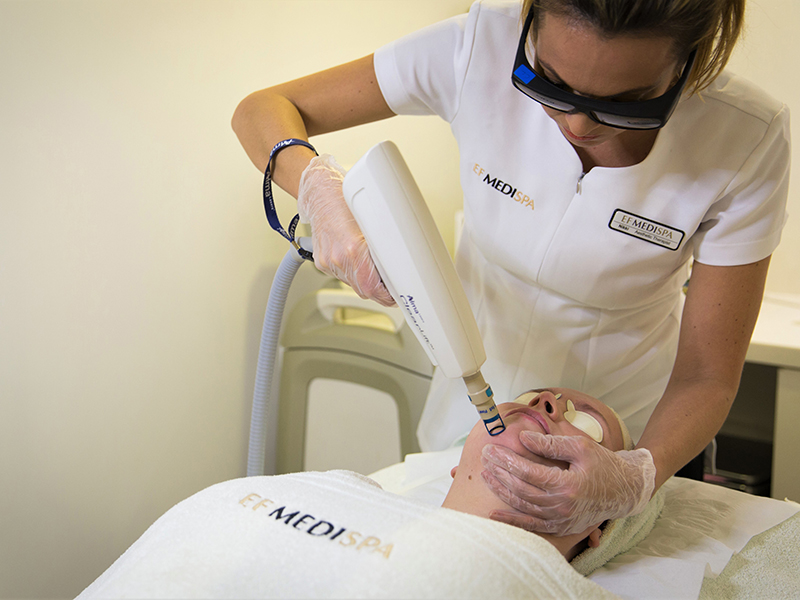 Our Deputy Editor visits EF MEDISPA to test out the best treatments to create your big day bridal glow. Find your ideal treatment with an honest review here