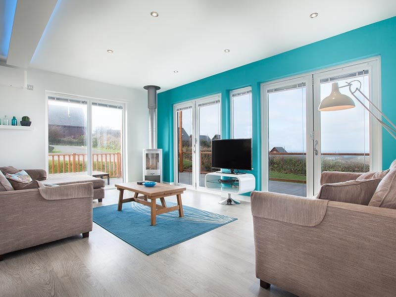 From hen party to wedding day and minimoon, Cornwall's Gwel An Mor is a hidden gem of luxury, with sea views, stunning lodges and unbeatable entertainment
