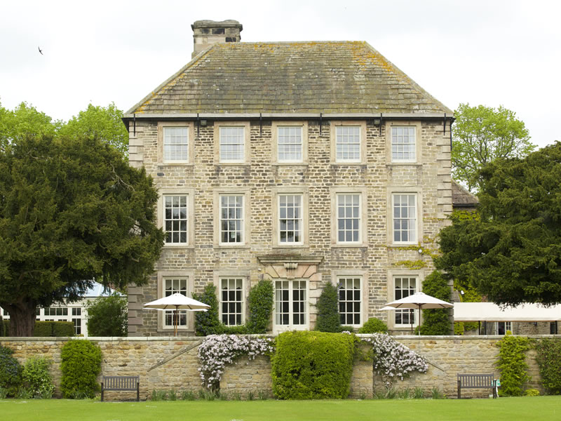 Headlam Hall: A Luxury Jacobean Country House Hotel And Extended Venue In County Durham