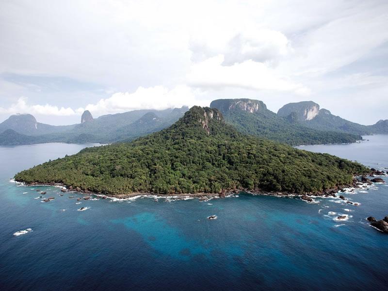 Win Your African Honeymoon To The Island Of Principe Worth £3,300!