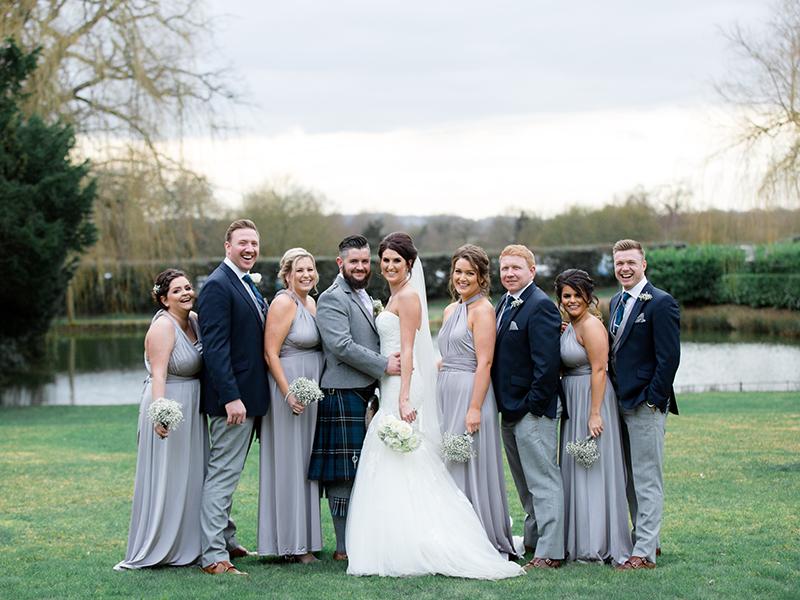 modern barn wedding 4