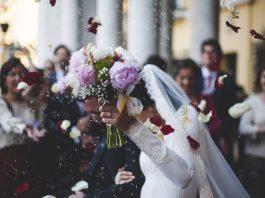 Bride and groom free wedding venue