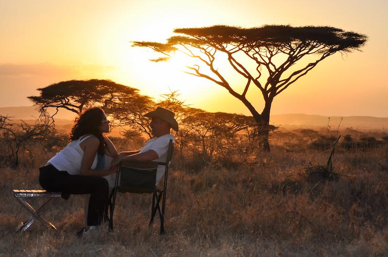 Kenya honeymoon