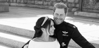 Prince Harry and Meghan Markle royal wedding 2018
