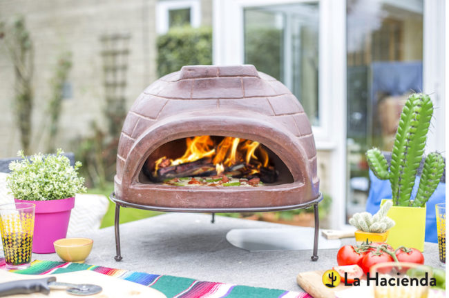 La Hacienda pizza oven, Top wedding gifts for food lovers
