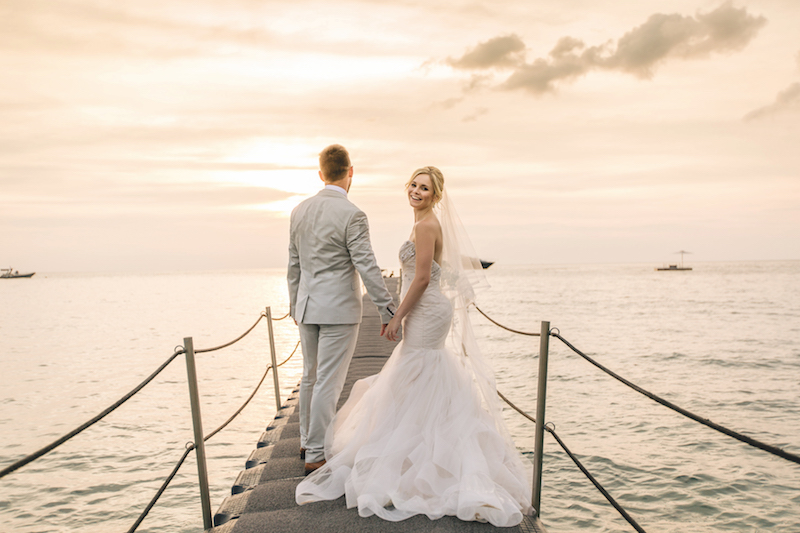 How to plan your dream destination wedding