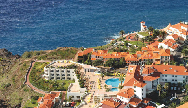 Galo Resort, Madeira - 6 Luxury Honeymoon Destinations For Newlyweds on a Budget
