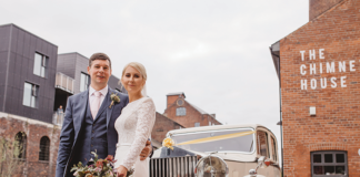 Real wedding Beth & Gerald Sheffield