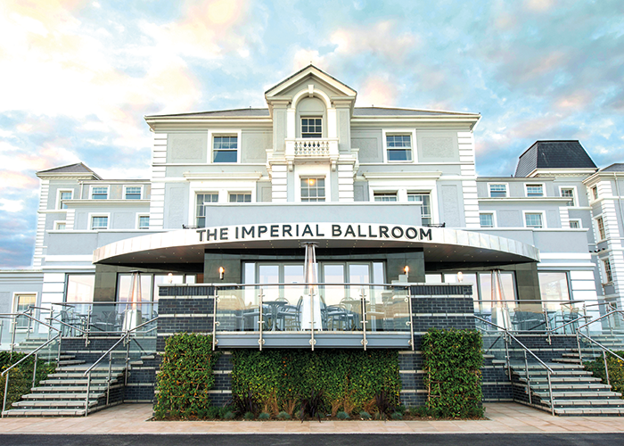 The Hythe Imperial Hotel in Kent