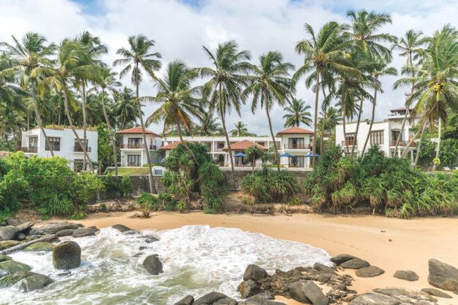 Kumu Beach, Sri Lanka - 6 Luxury Honeymoon Destinations For Newlyweds on a Budget