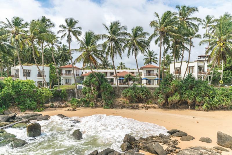 Kumu Beach, Sri Lanka