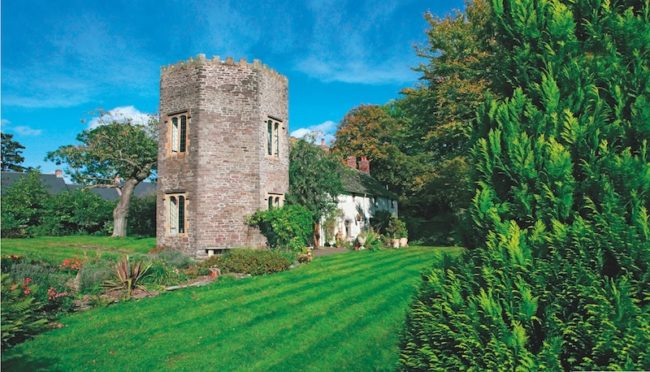 The Tower, South Wales - 6 Luxury Honeymoon Destinations For Newlyweds on a Budget