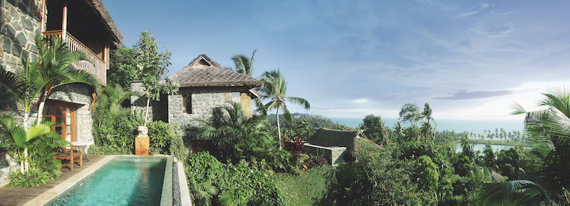 Taj Malabar Resort, India