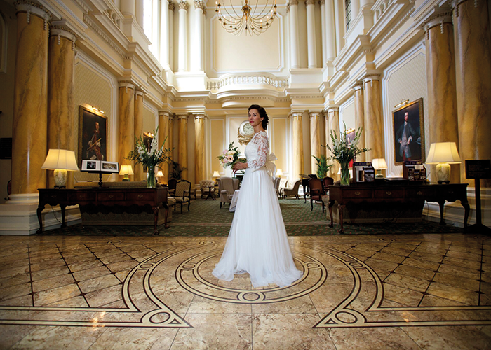 The Grand Hotel, Eastbourne, wedding