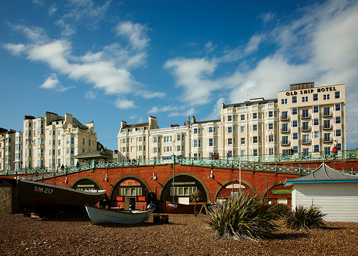 The Old Ship Hotel, Brighton