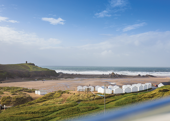 The Beach at Bude weddings