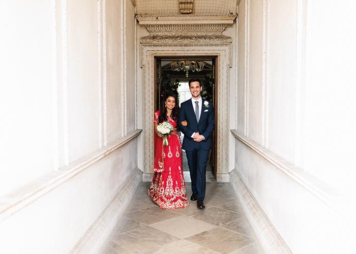 Chiswick House wedding