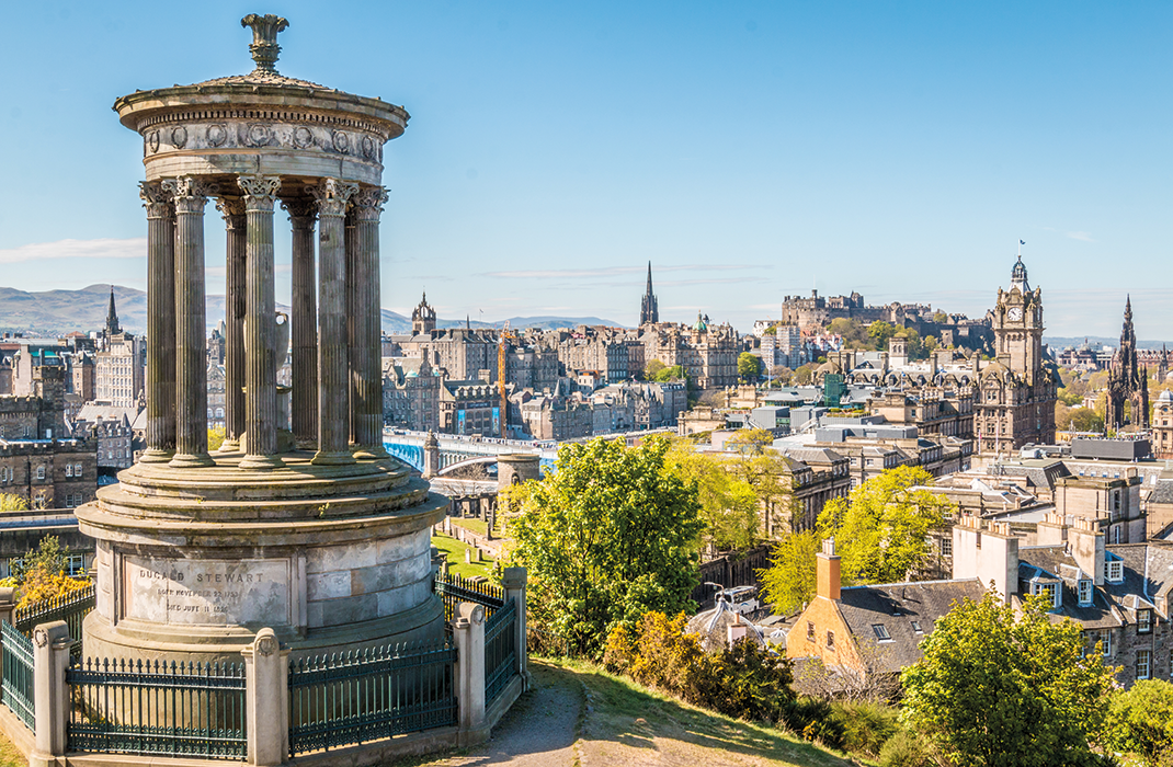 Win a luxury trip to Edinburgh