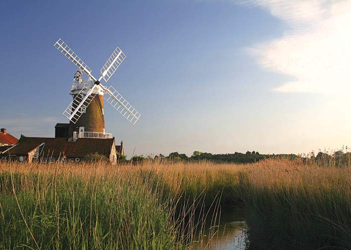 Cley Windmill Norfolk