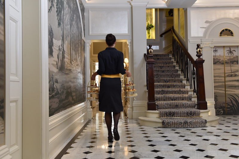 London's best afternoon teas The Goring Hotel