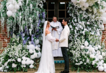 Millie Mackintosh Hugo Taylor wedding