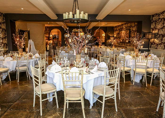 The Bay Tree Oxfordshire wedding