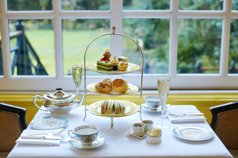 The Goring Hotel afternoon tea