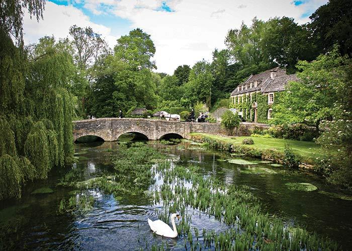 The Swan Inn, Gloucestershire