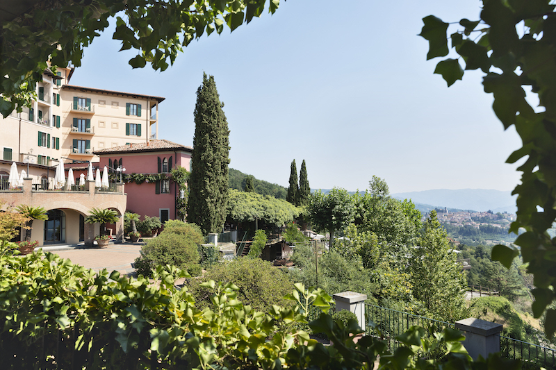 Tuscany honeymoon package Renaissance Tuscany Il Ciocco Resort & Spa