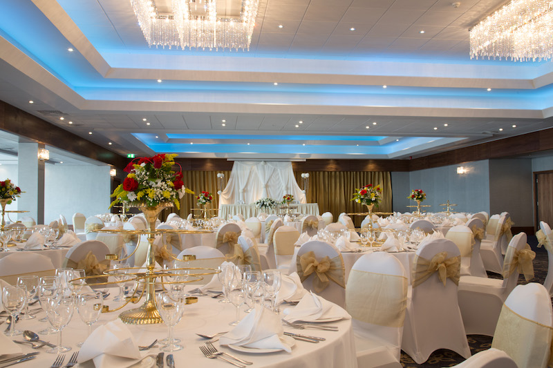 Ewelina Styczynska From Holiday Inn Wembley Shares Her Top Tips For Finding The Perfect Asian Wedding Venue