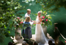 wedding celebrant ceremony vows