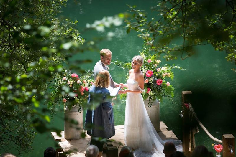 wedding celebrant ceremony vows