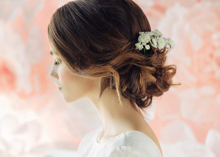 Wedding updos: Bridal hairstyles and updo inspiration for your ...