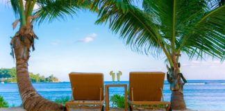 deck chairs - Should you Take Your Children on Honeymoon With you?