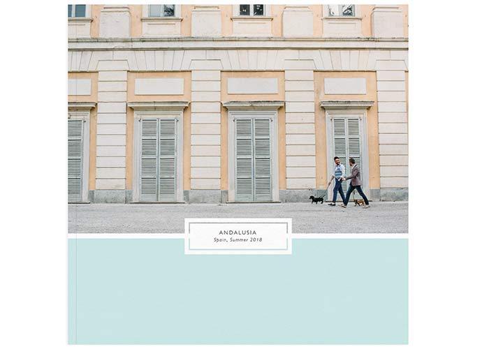 Papier photo album