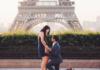 Paris proposal Eiffel Tower