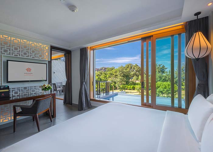 Seaview junior pool suite Angsana Vietnam
