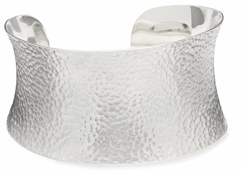 Silver cuff