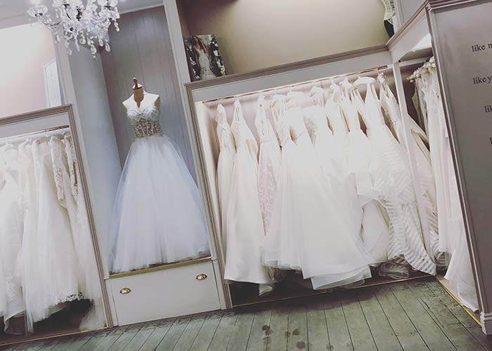 Stunning Bridal boutique in Northampton