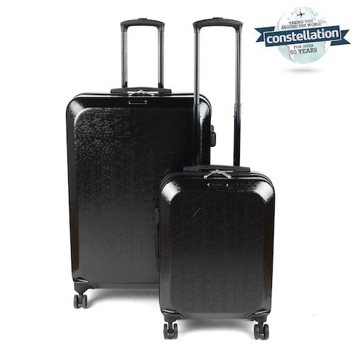 constellation luggage set