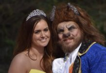 don't tell the bride beauty and the beast