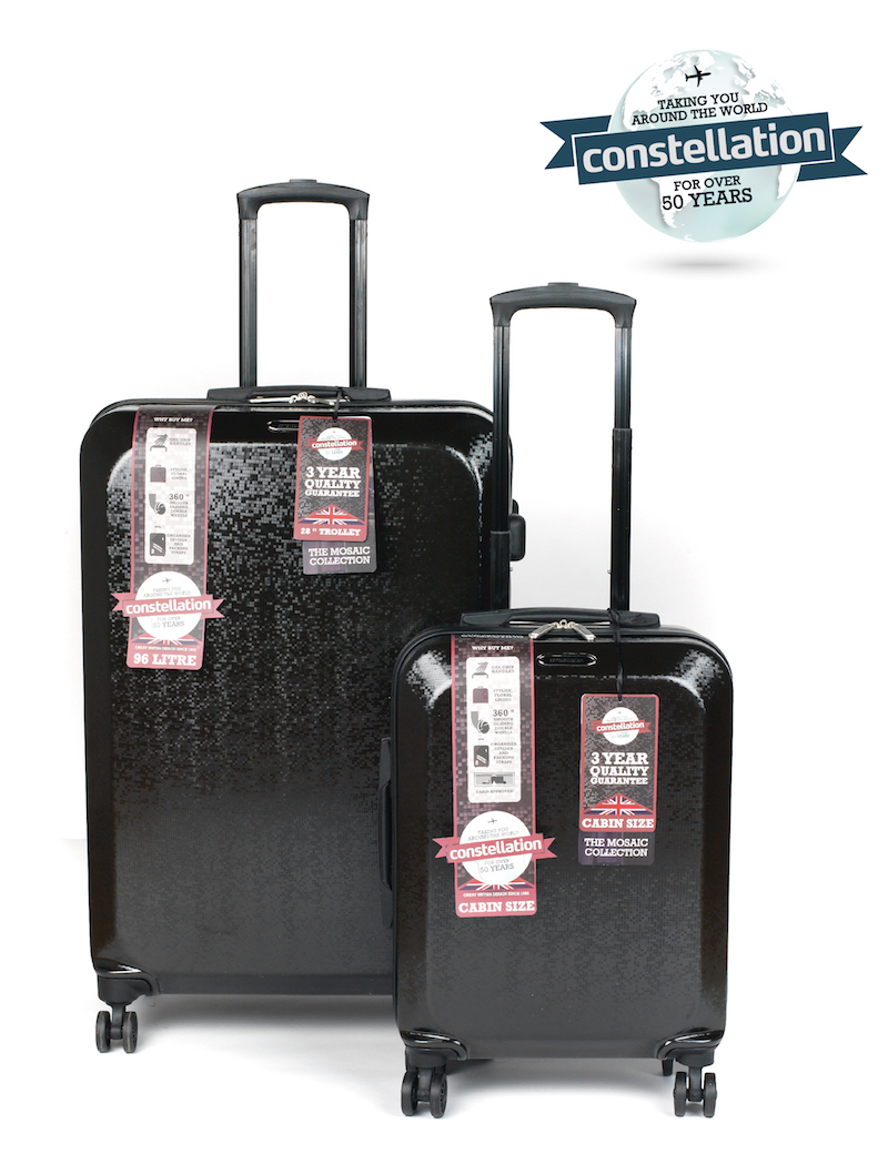 mosaic-suitcase-set