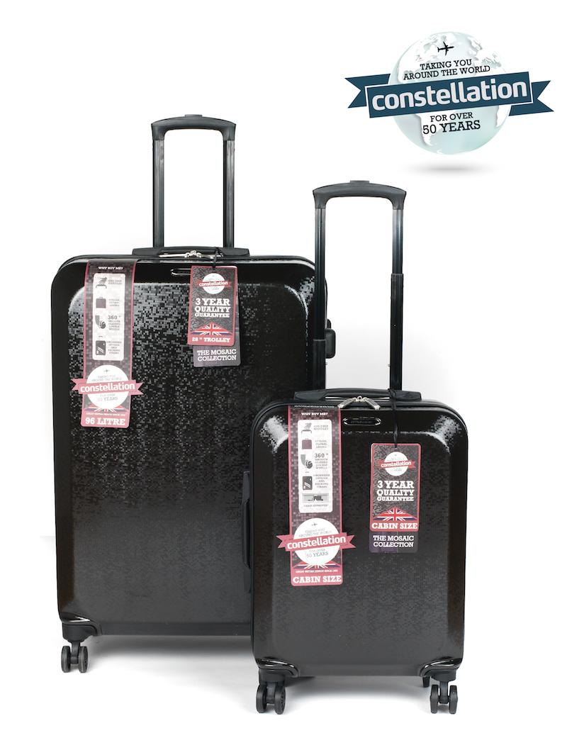mosaic-suitcase-set