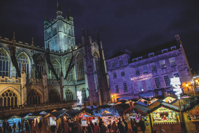 Best Christmas Markets Bath