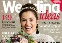 Wedding Ideas December issue