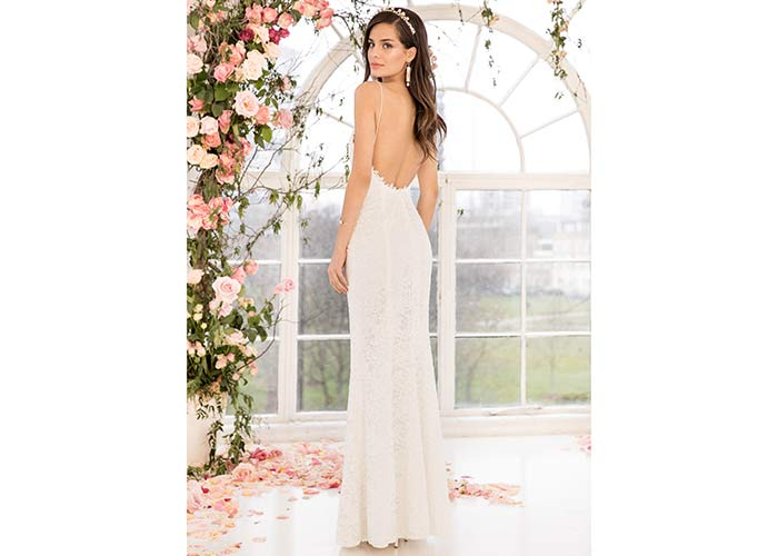 Kelsey Rose wedding dress