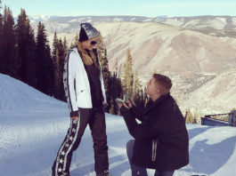 Paris Hilton getting engaged