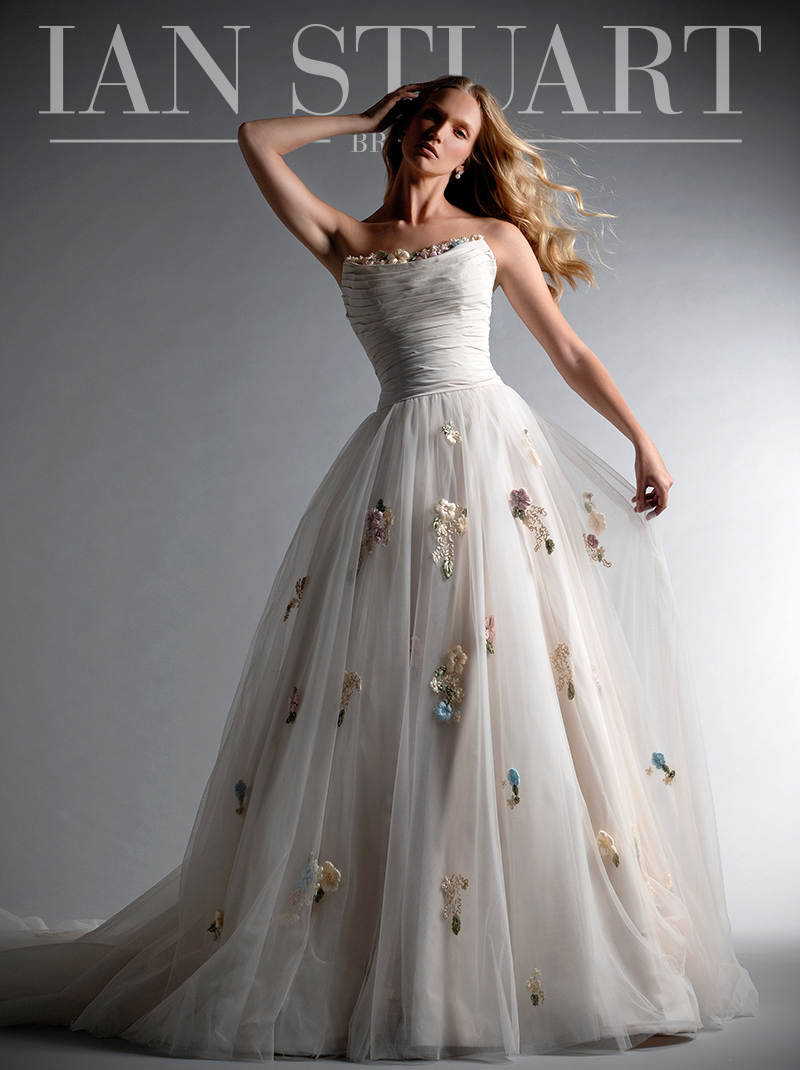 Soutache dress Ian Stuart