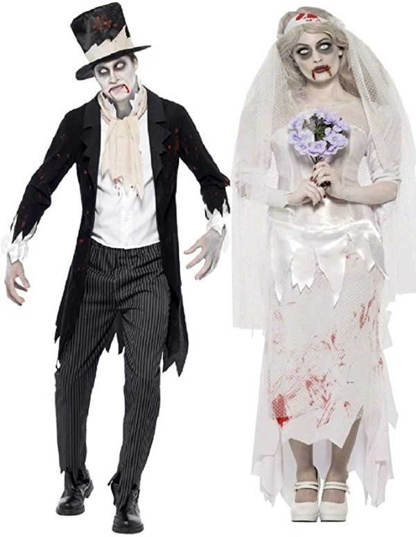 bride-groom-couples-halloween-costume (1)