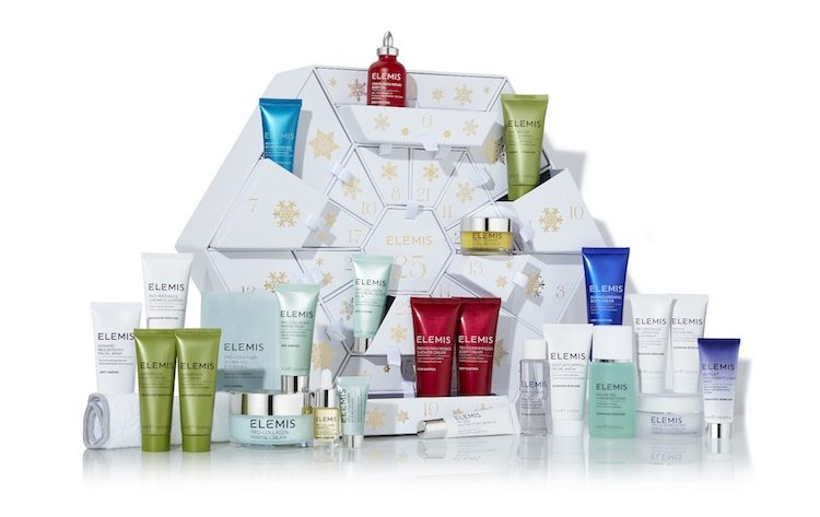 elemis beauty advent calendar 2018